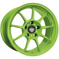 OZ ALLEGGERITA HLT - 7x16 ET37 - 4x100 - acid green