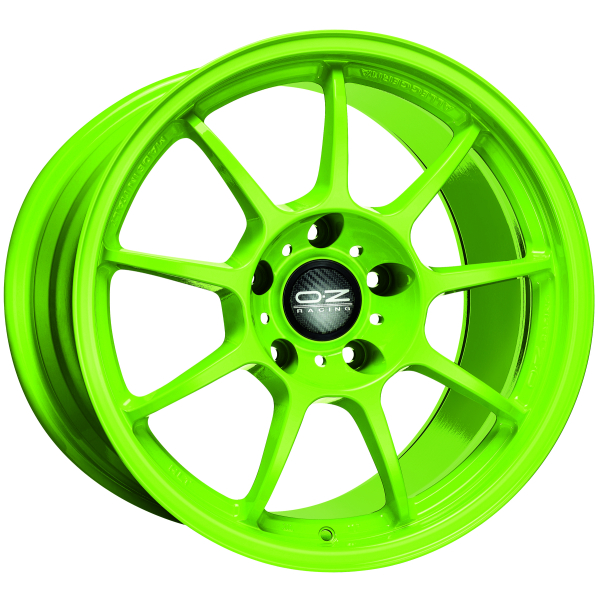 OZ ALLEGGERITA HLT - 7x17 ET44 - 4x100 - acid green