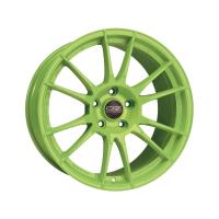 OZ ULTRALEGGERA HLT - 10x19 ET23 - Concave - 5x120 - acid green