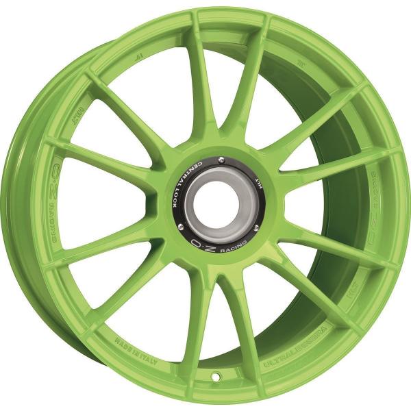 OZ ULTRALEGGERA HLT CL - 9x20 ET55 - 15x130 - ZV - acid green