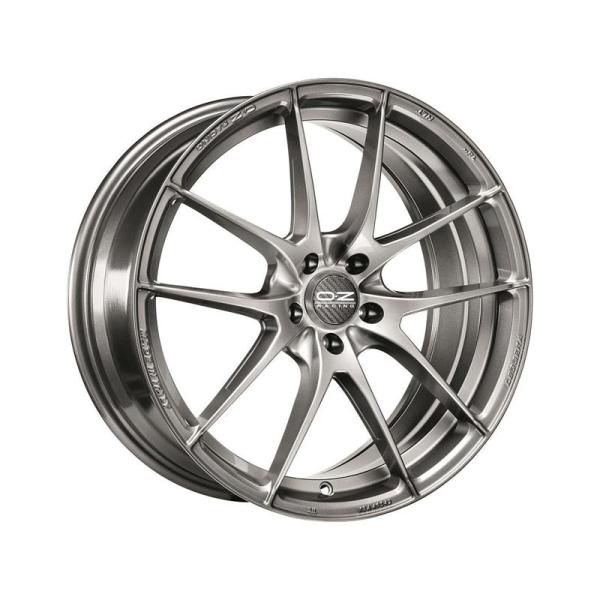 OZ LEGGERA HLT - 8x18 ET45 - 5x120 - grigio corsa bright
