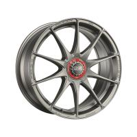 OZ FORMULA HLT - 8x18 ET45 - 5x108 - grigio corsa