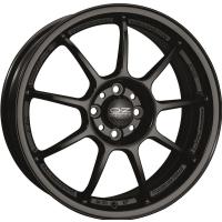 OZ ALLEGGERITA HLT - 7x16 ET37 - 4x100 - matt black