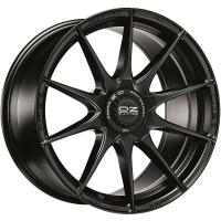 OZ FORMULA HLT - 8,5x19 ET38 - 5x112 - matt black