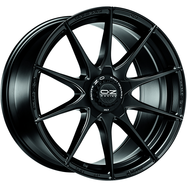 OZ FORMULA HLT - 7,5x17 ET50 - 5x112 - matt black