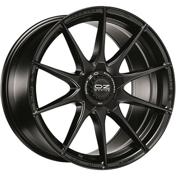 OZ FORMULA HLT - 8,5x19 ET53 - 5x130 - 71,6 - matt black