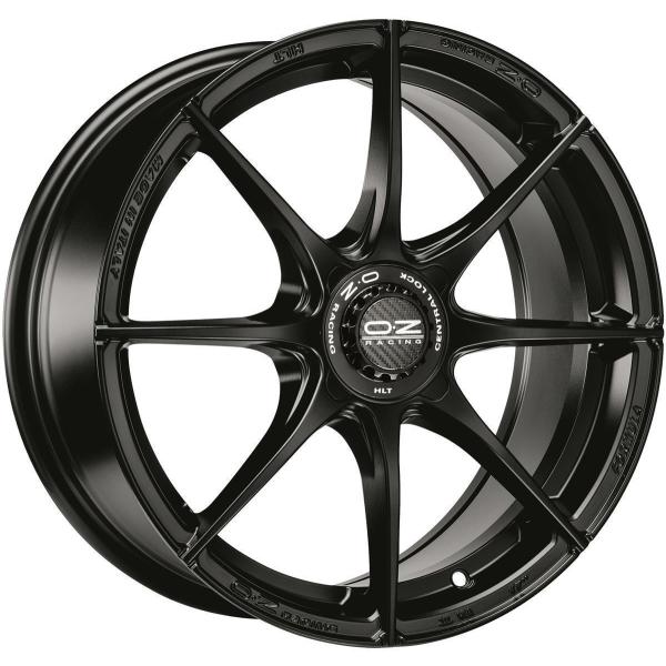 OZ FORMULA HLT - 7,5x17 ET35 - 4x100 - matt black