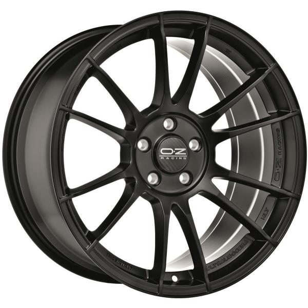 OZ ULTRALEGGERA HLT - 10x19 ET23 - Concave - 5x120 - matt black
