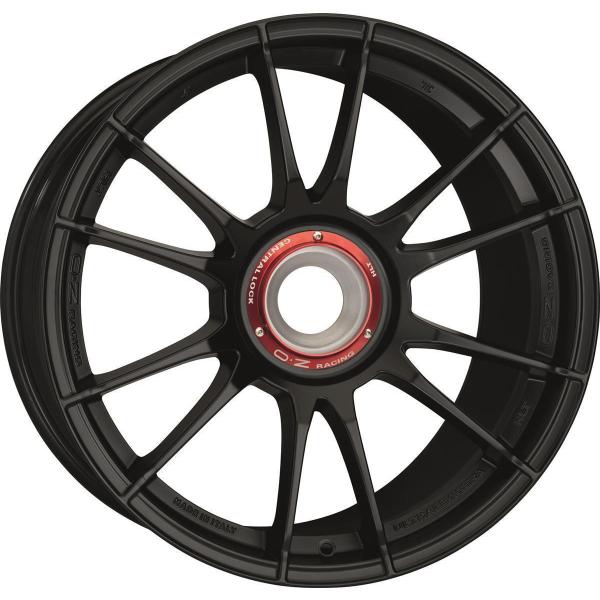 OZ ULTRALEGGERA HLT CL - 12x19 ET63 - 15x130 - ZV - matt black