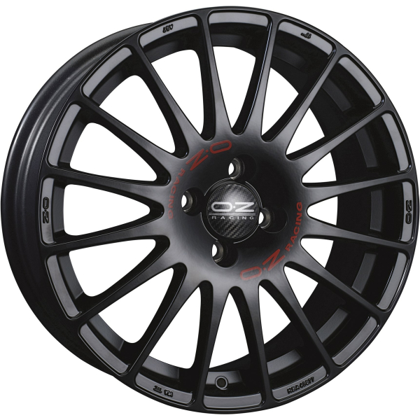 OZ SUPERTURISMO GT - 8x19 ET48 - 5x112 - matt black