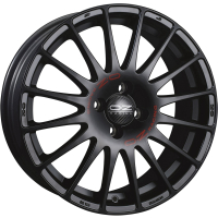 OZ SUPERTURISMO GT - 6,5x15 ET43 - 4x100 - matt black