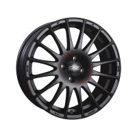 OZ SUPERTURISMO GT - 6,5x15 ET25 - 4x108 - 65,1 - matt black