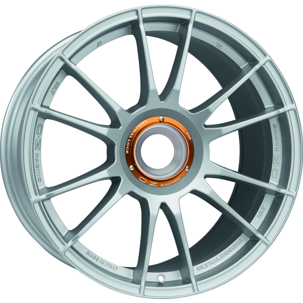OZ ULTRALEGGERA HLT CL - 8,5x19 ET53 - 15x130 - ZV - matt race silver