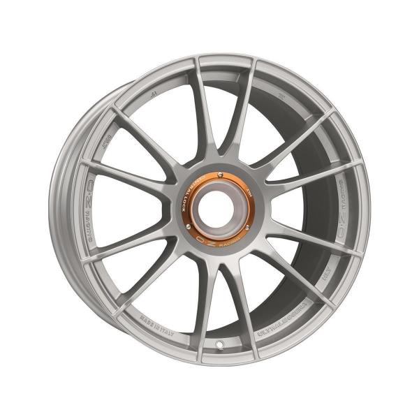 OZ ULTRALEGGERA HLT CL - 12x19 ET48 - 15x130 - ZV - matt race silver