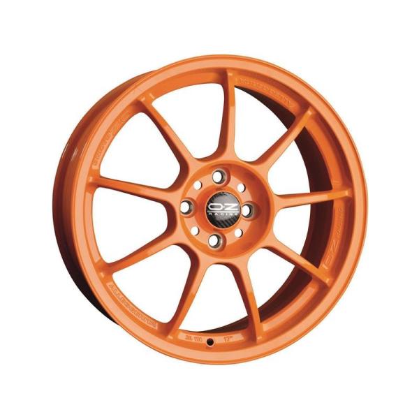OZ ALLEGGERITA HLT - 7x17 ET37 - 4x100 - orange