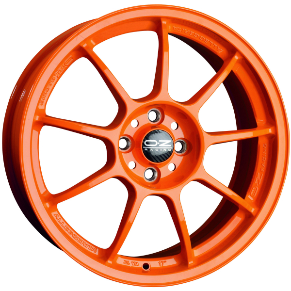 OZ ALLEGGERITA HLT - 9x18 ET40 - 5x120 - orange