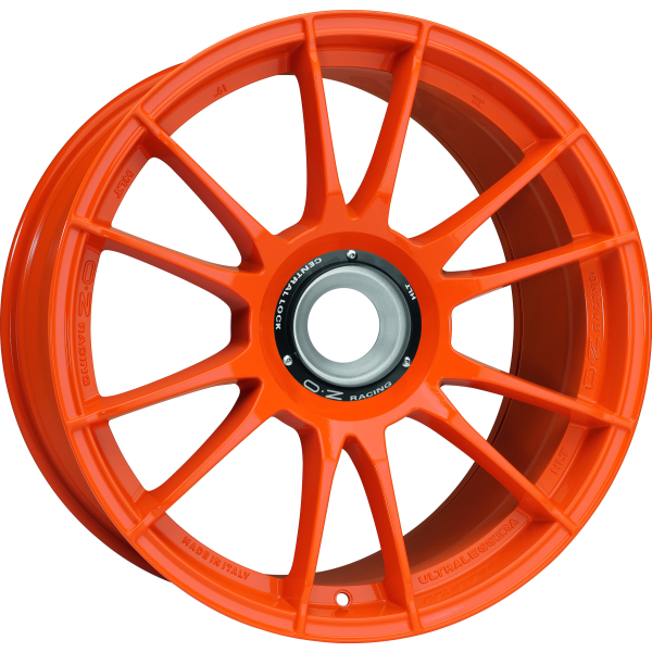 OZ ULTRALEGGERA HLT CL - 8,5x19 ET53 - 15x130 - ZV - orange