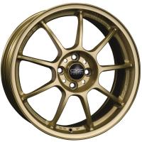 OZ ALLEGGERITA HLT - 8x17 ET40 - 5x110 - race gold