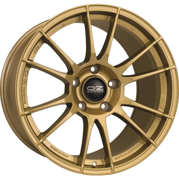 OZ ULTRALEGGERA HLT - 10x20 ET25 - 5x114,3 - race gold
