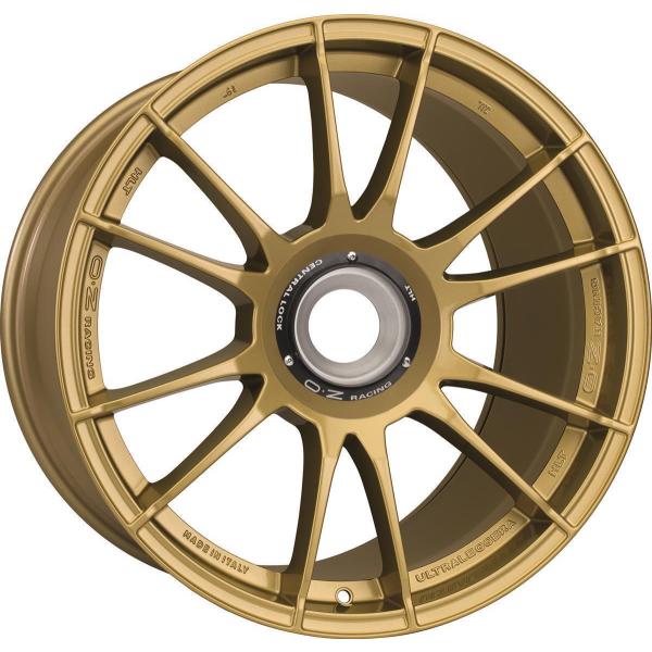 OZ ULTRALEGGERA HLT CL - 12x19 ET48 - 15x130 - ZV - race gold