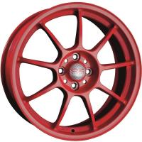 OZ ALLEGGERITA HLT - 7x16 ET37 - 4x100 - red