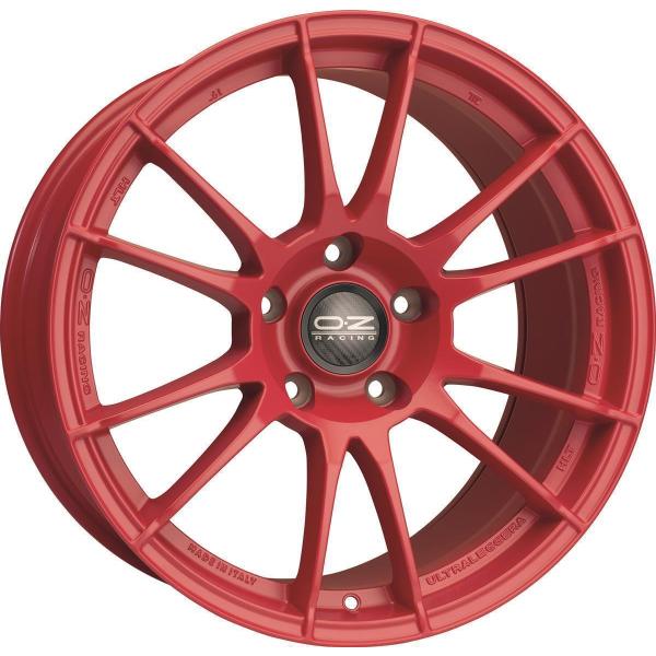 OZ ULTRALEGGERA HLT - 10x20 ET35 - 5x112 - red