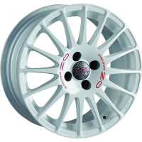 OZ SUPERTURISMO WRC - 6,5x15 ET37 - 4x100 - white