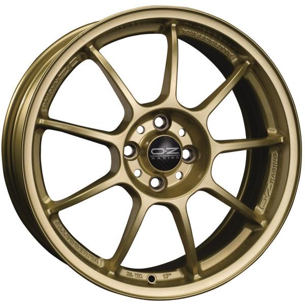OZ ALLEGGERITA HLT - 7,5x17 ET34 - 5x98 - 58,1 - race gold