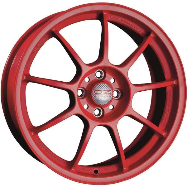 OZ ALLEGGERITA HLT - 8,5x18 ET40 - 5x98 - 58,1 - red