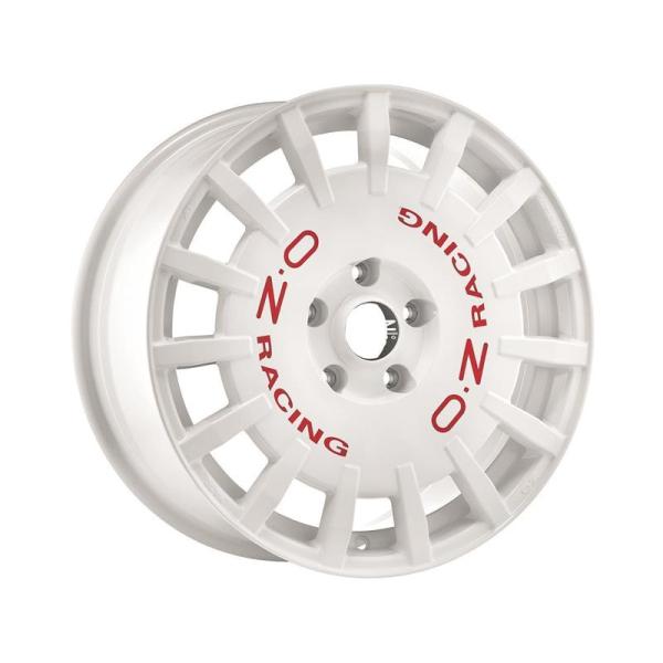 OZ RALLY RACING - 7,5x18 ET35 - 5x112 - white