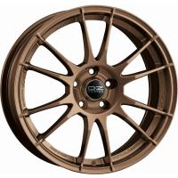 OZ ULTRALEGGERA HLT - 10x19 ET32 - Deep Concave - 5x112 - matt bronze
