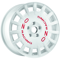 OZ RALLY RACING - 7x17 ET35 - 4x98 - 58,1 - white