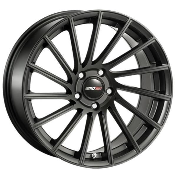 Motec MCT9 TORNADO - 10,5x21 ET45 - 5x114,3 - flat black