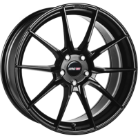 Motec MCR2 ULTRALIGHT - 10x20 ET35 - 5x120 - flat black