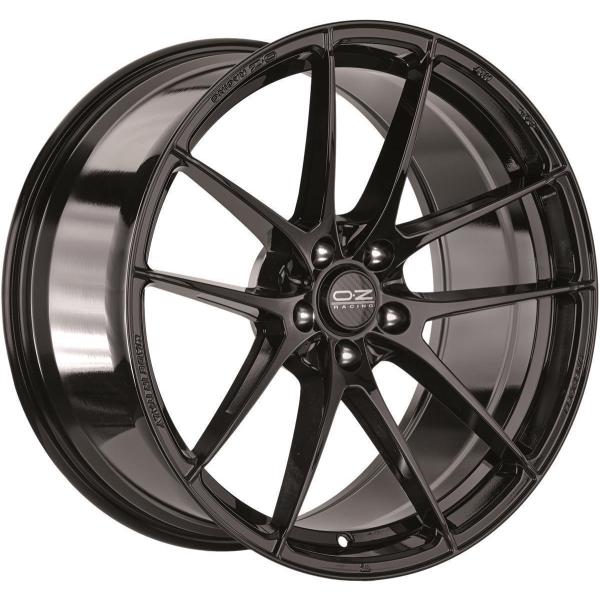OZ LEGGERA HLT - 9,5x21 ET43 - Concave - 5x112 - gloss black